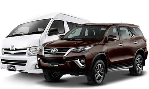 FORTUNER & HIACE
